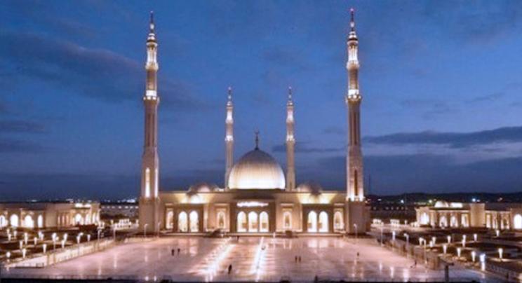 U Kairu istovremeno svečano otvorene džamija i crkva