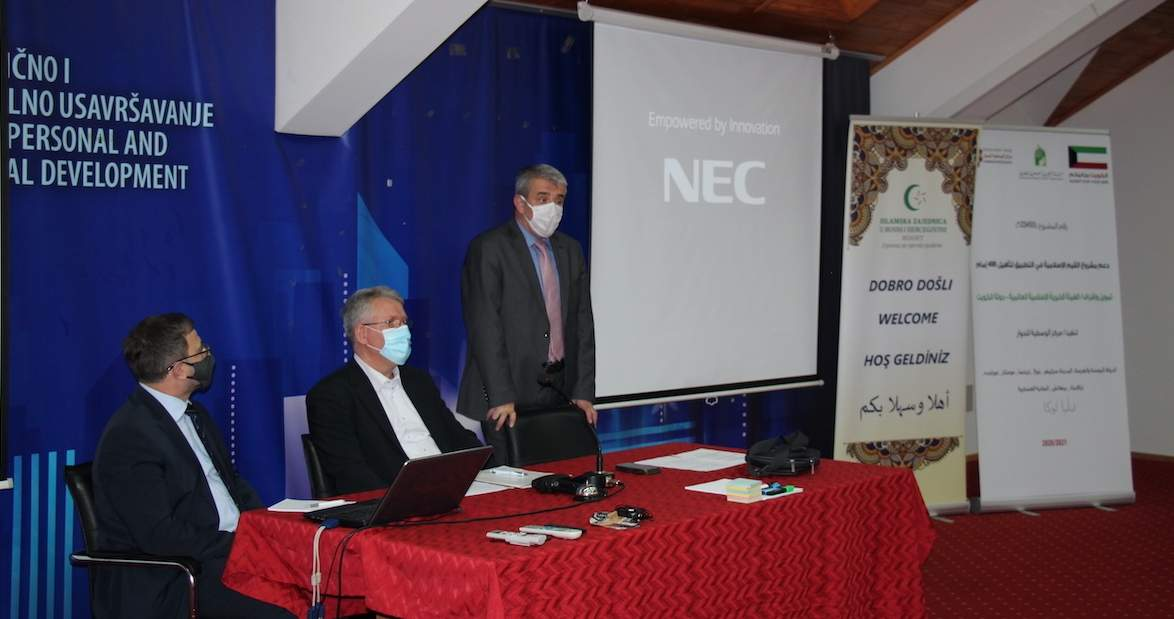 """IMG_2799.JPG - Održano predavanje na temu predavanje na temu """"Islamske vrijednosti u obrazovanju"""""""