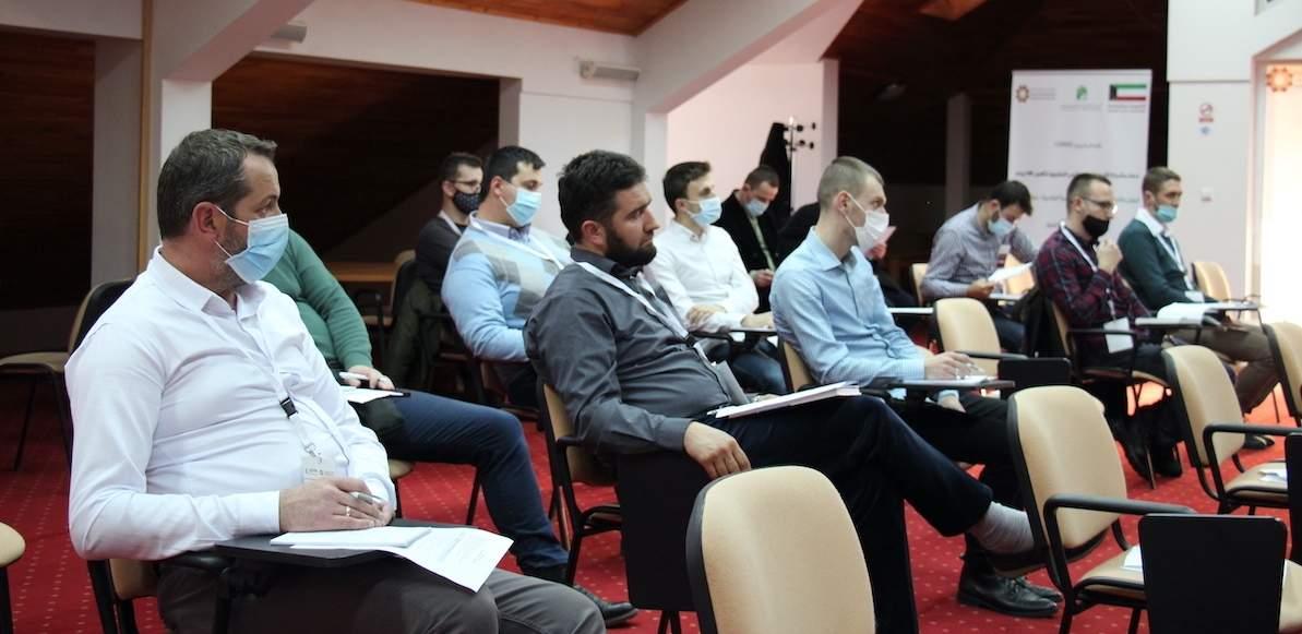 """IMG_2807.JPG - Održano predavanje na temu predavanje na temu """"Islamske vrijednosti u obrazovanju"""""""