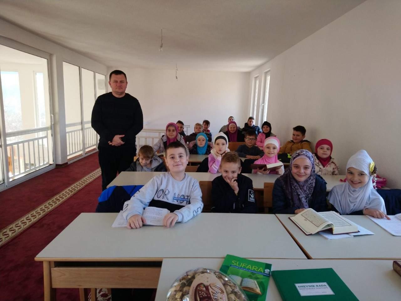 Mekteb je najvažnija odgojno-obrazovna institucija u okvirima IZ