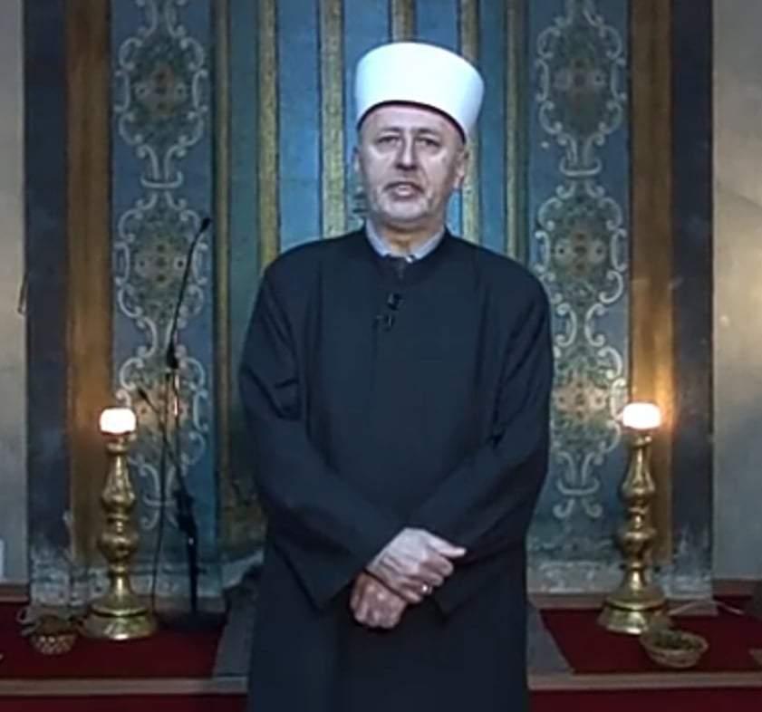 157992076_434587070949322_3968969502127228959_n.jpg - Lejletu-l-miradž nastupa u srijedu, centralna manifestacija za MIZ Sarajevo u Ali-pašinoj džamiji