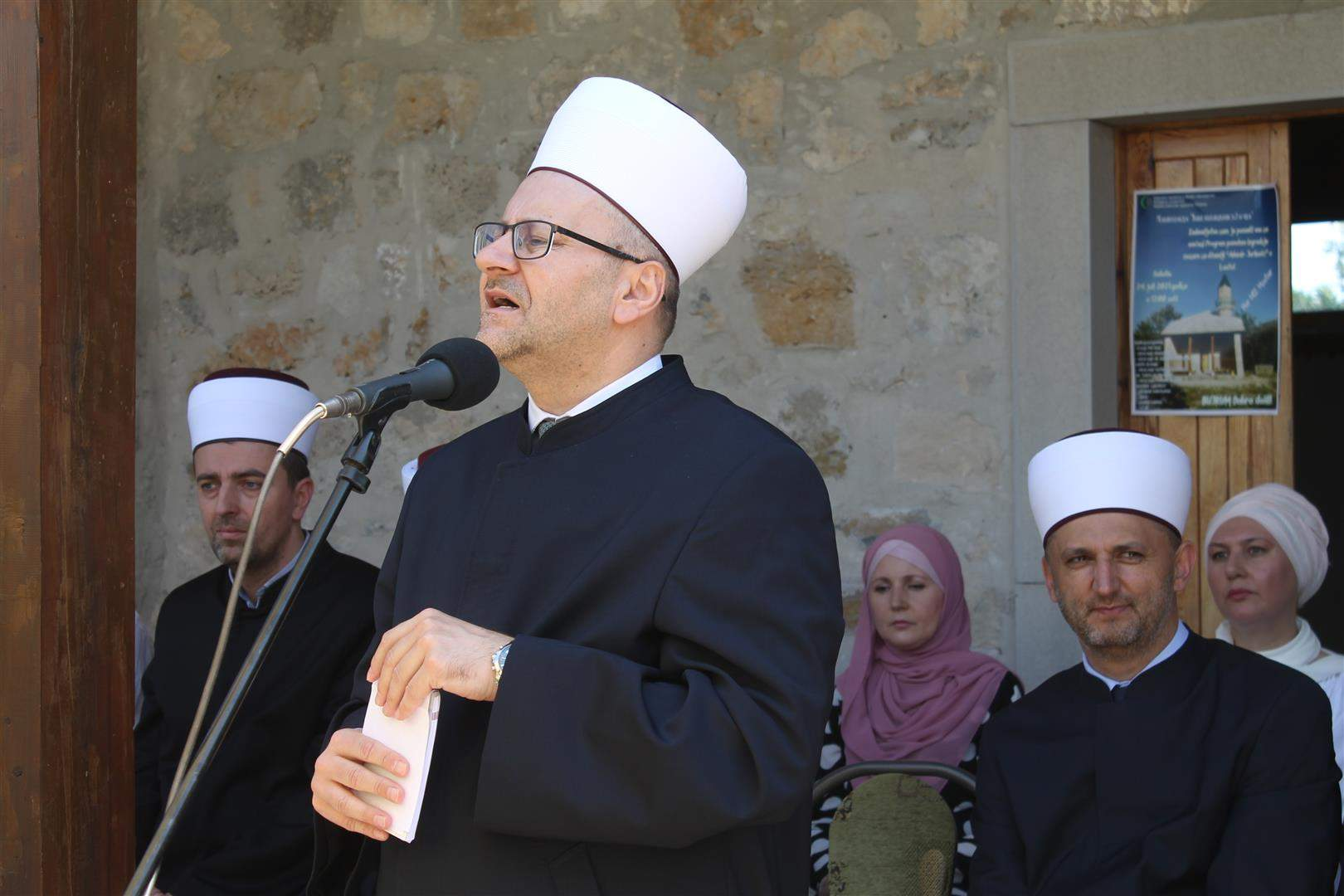 IMG_2596.JPG - Mevludskim programom obilježena izgradnja munare na džamiji